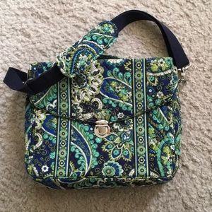 Vera Bradley Laptop Carry Case, Never Used!